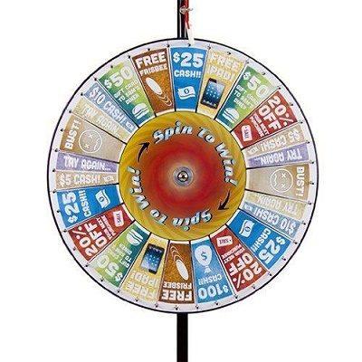 Pocket Prize Wheel