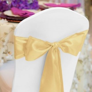 Chair Sashes - Satin
