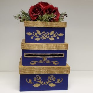 3-Tier Money Box Rental