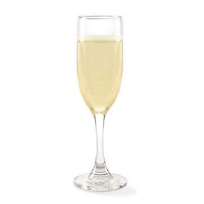 Champagne Flute Glassware