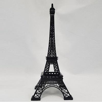 Eiffel Tower Statue Centerpiece