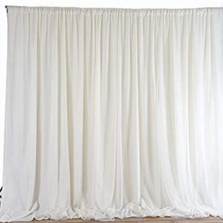 Drape Rental - Sheer