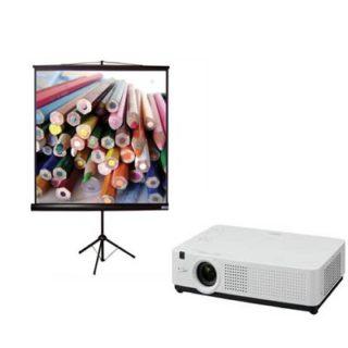 Projector, TV's & Screens