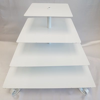 4-Tier Cupcake Stand