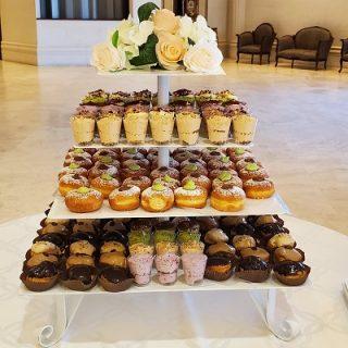 Cupcake Dessert 4 Tier Stand