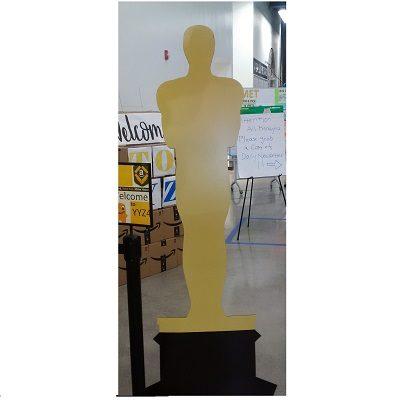Oscar Standee Cut-Out