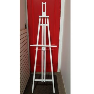 Wood Metal Easel Rental