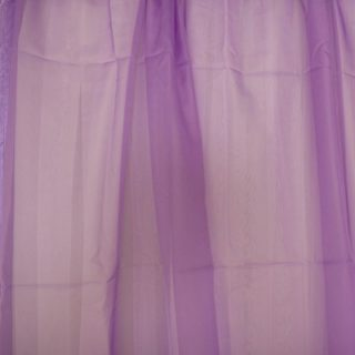 Purple Sheer Backdrop Drape Rental