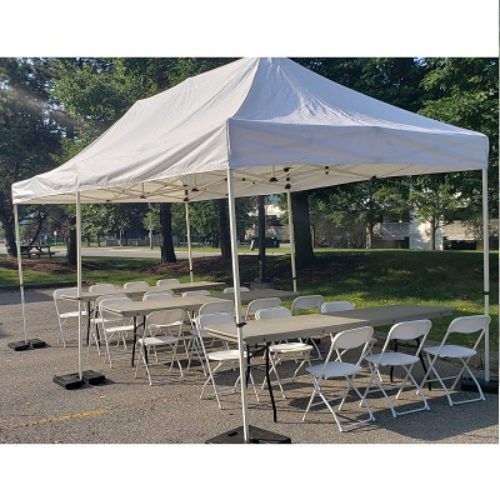 Tent, Tables & Chair Rental