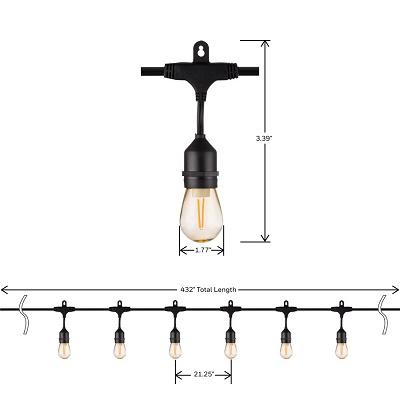 String Lighting Rental