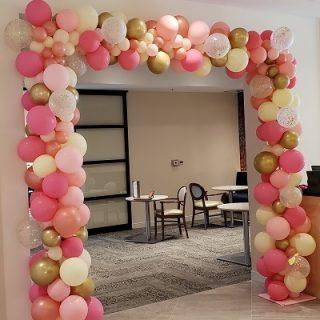 Balloon Arches & Columns