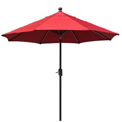 Red Patio Umbrella Rental