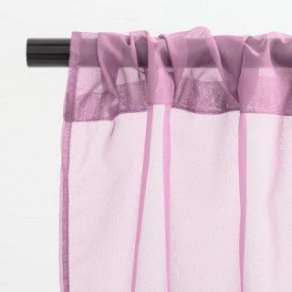 Pink Sheer Drape Backdrop Rental